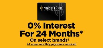 http://www.musiciansfriend.com/ Outrageous prices and deals. I know a few musicians who will love this site and the deal of the day is new every day! Can't beat that! They carry amps, audio equipment, bass guitars, lighting, drums, mics, DJ gear, apps for phones, keyboards, harmonicas, strings, drums, wireless systems, sheet music and More! Musical shopping in one spot!