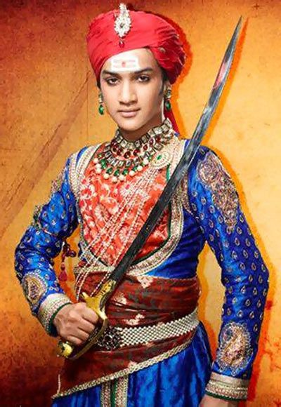 Maharana Pratap......SON OF INDIA...... a brave man who at the mere age of 9 showed signs of his bravery by demolishing cruel kings