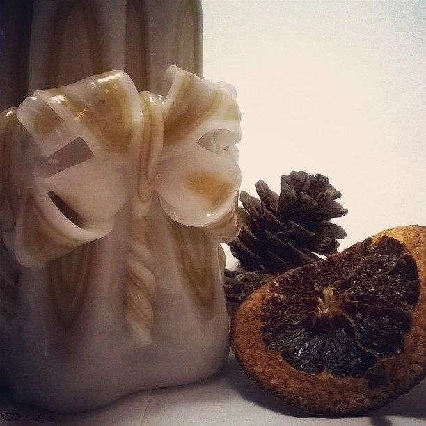 Christmas Candles in Celestial Gold and Eternal Silver - hand carved pillar candles by artofcandles on Etsy