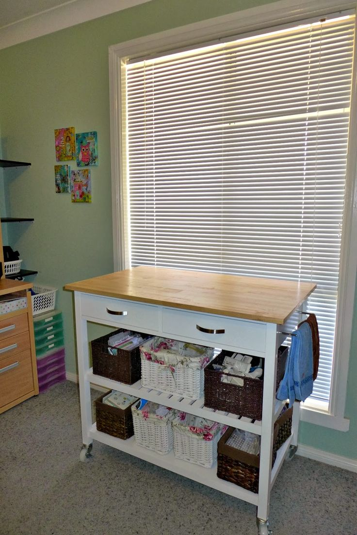 Scrapbook room ideas on a budget