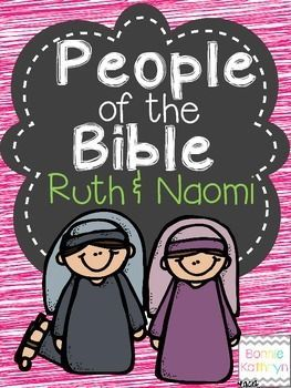 57 best BIBLE RUTH images on Pinterest