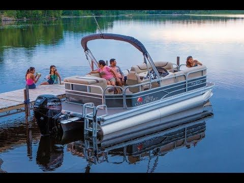 Used Pontoon Boats for Sale in KY - Great Outdoors Marine