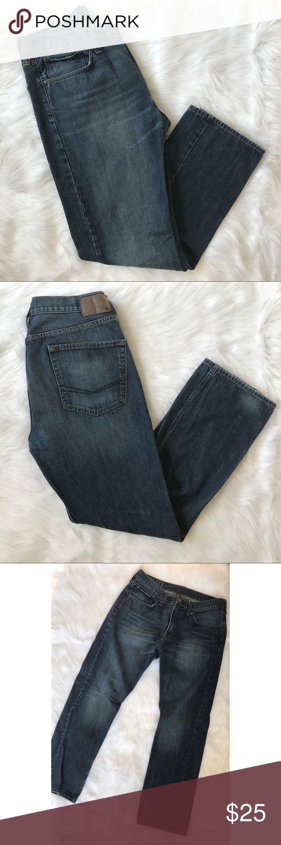 MOVING SALE❗️Bullhead mens slim gravel jeans In perfect condition No signs of rips or tears Size 34 x 30 Open to all offers 💛 Bullhead Jeans Slim