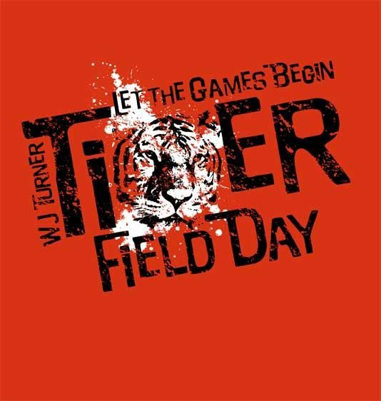 Field Day T Shirt Design By We Got Spirit Tees Field Day