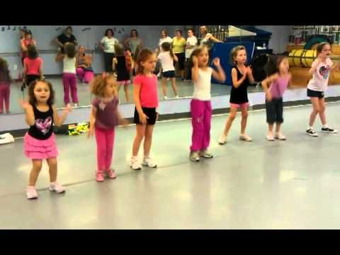 I love my Zumbatomic classes! My kids are great!!! This is a song the younger ones really like