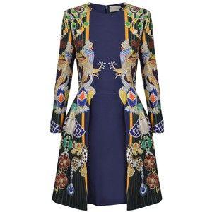Mary Katrantzou Totem Chrono Dress | Garment Quarter