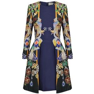 Mary Katrantzou Totem Chrono Dress | Garment Quarter