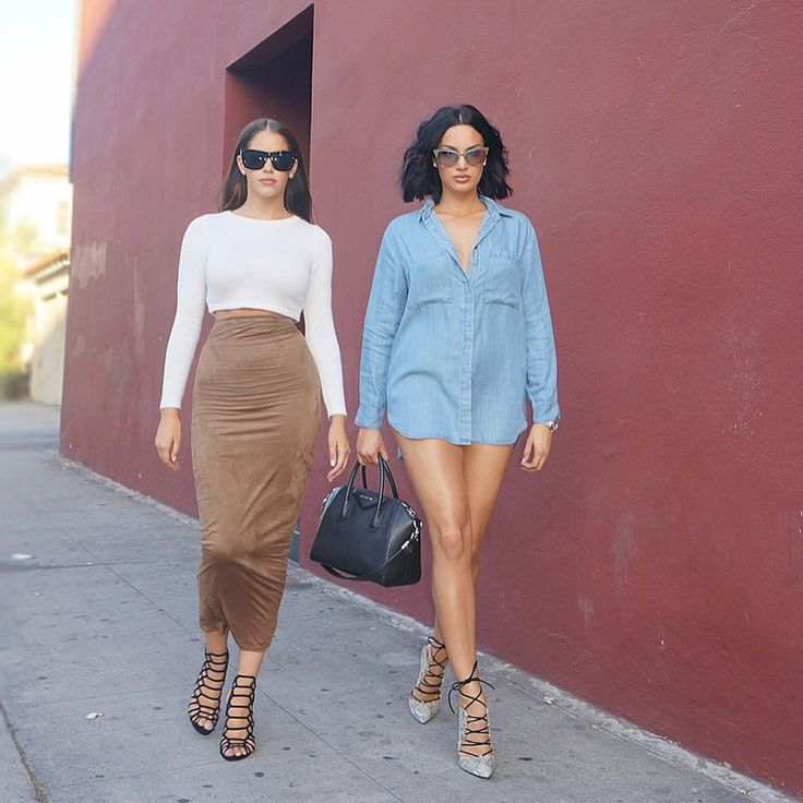 "Olivia Pierson | Blogger on Instagram: ""Just taking a stroll in LA with @nataliehalcro Go check out our blog Jérômebynatliv.com Link is in my bio & more is to come ❤️"""