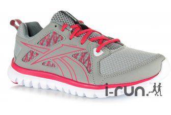Reebok Sublite Escape MT W pas cher - Chaussures running femme running Route en promo