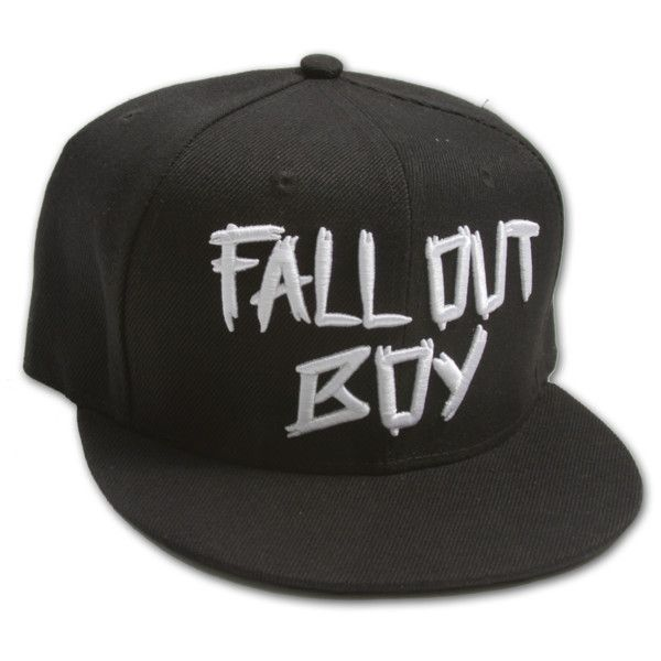 Accessories ($21) ❤ liked on Polyvore featuring accessories, hats, band stuff, fall out boy and band hats