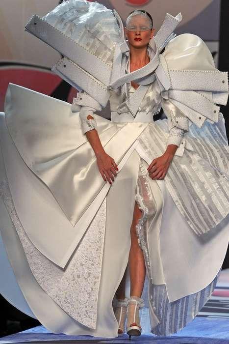Avant-Garde Clothing   avant-garde-spring-wedding-dress-1.jpeg