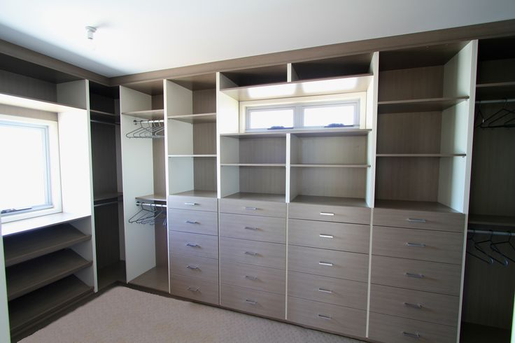 Boutique robe with plenty of drawers
