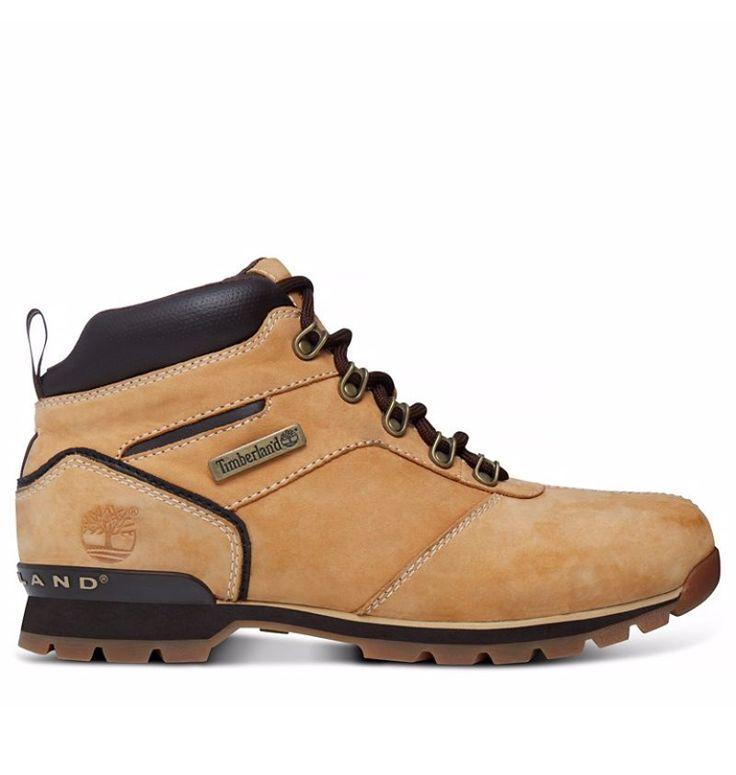 Réf : A11X4 Les chaussures Timberland Splitrock en nubuck jaune font honneur à la couleur emblématique de la marque. Dotées d'une semelle crantée en caoutchouc, cette paire de chaussures vous apporte à la fois du confort, de l'adhérence et une grande robustesse. Toujours aussi confortable et solide, ce classique de chez Timberland vous ravira une fois de plus par son look moderne et sa fiabilité. Portez ces Timberland Splitrock en nubuck jaune avec tous vos jeans ou avec un pantalon cargo.