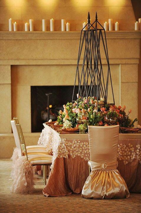 387 best Wedding Chair Covers images on Pinterest