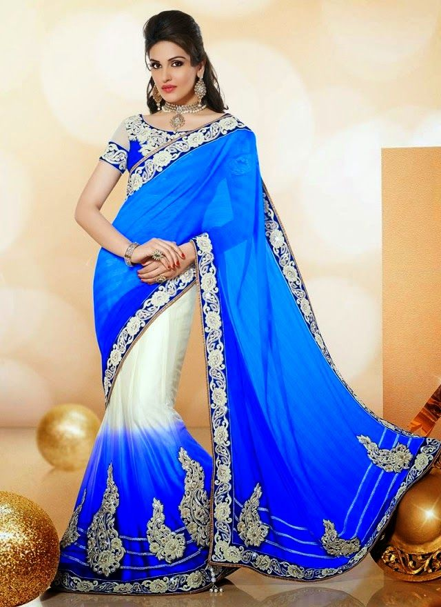 Indian-Party-Wear-Lehanga-Choli-Saree-Designs-New-Fashion-Dress-for-Girls-Women-8.jpg (640×880)