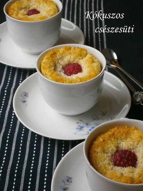 Hankka: Kókuszos csészesüti