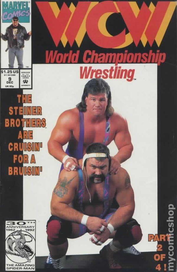 WCW World Championship Wrestling (1992) 9