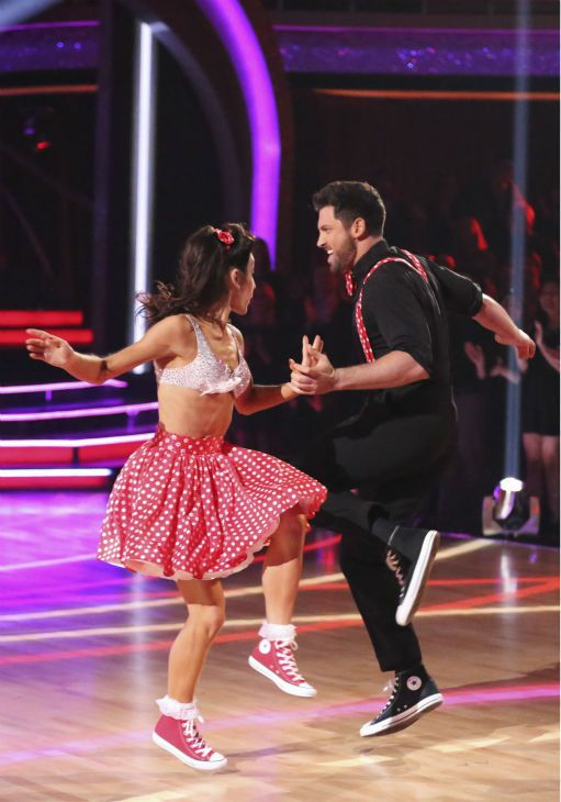 Dancing With The Stars Meryl And Maks Are They Hookup