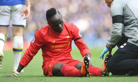 Sadio Mane sends message to Liverpool fans after undergoing knee surgery - https://newsexplored.co.uk/sadio-mane-sends-message-to-liverpool-fans-after-undergoing-knee-surgery/
