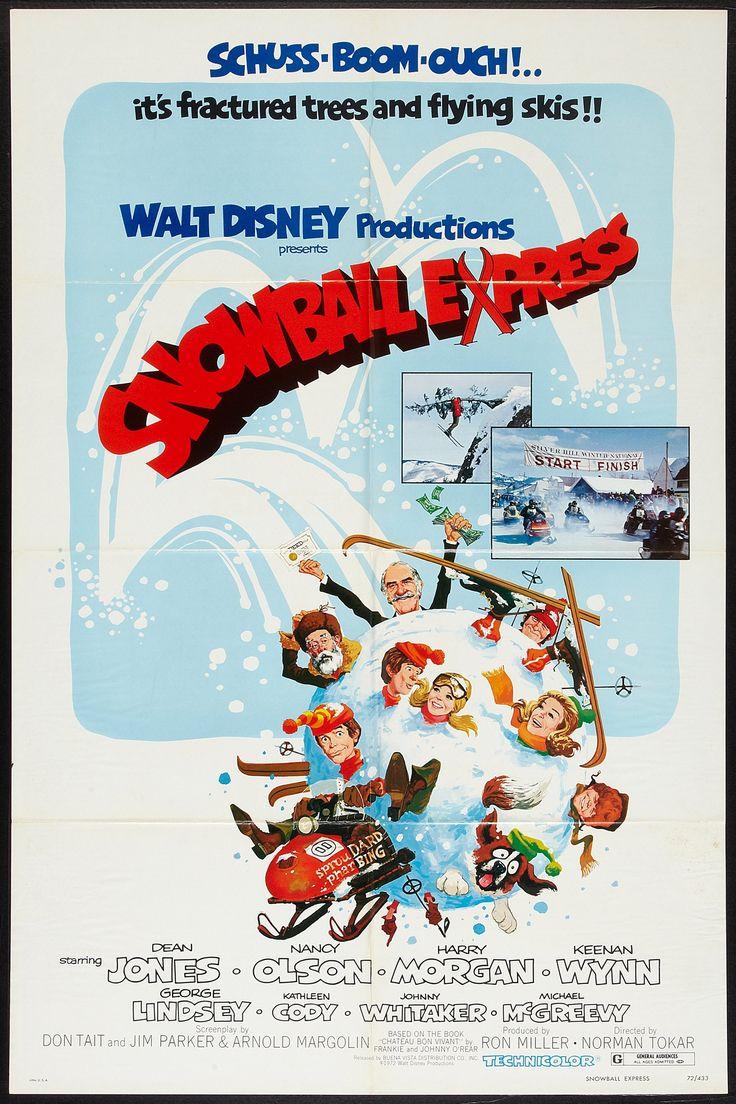 Snowball Express 1972  IMDb