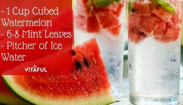 Detox Water Recipes  For Your Body. #HealthCare #HealthTips #Detox #Wellness