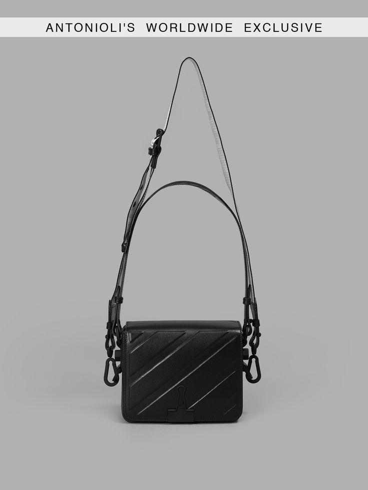 OFF-WHITE C/O VIRGIL ABLOH SHOULDER BAGS