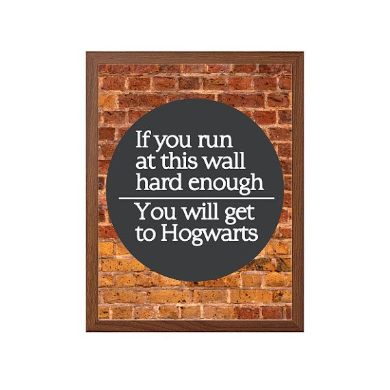 Hey, I found this really awesome Etsy listing at https://www.etsy.com/listing/129135798/harry-potter-get-to-hogwarts-poster