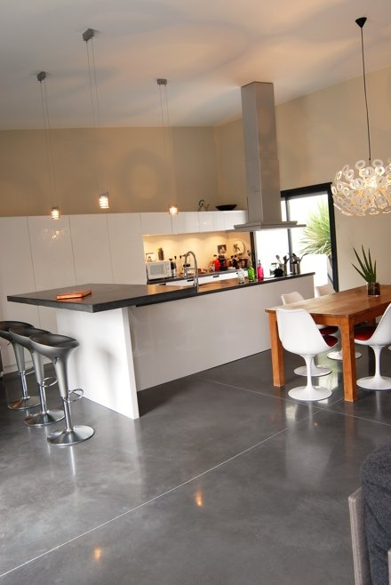 12 best Construction maison images on Pinterest Homes, Kitchen and