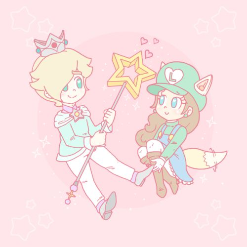 ♡ ピーチ姫 ♡