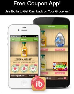 How the Ibotta Coupon App works and how to earn cash back