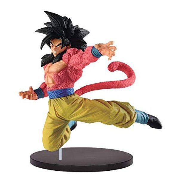 Dragon Ball Super Banpresto Son Goku Fes Vol 6 Figure Ssj4 Goku Tesla S Toys Goku Super Saiyan Goku Super Super Saiyan 4 Goku