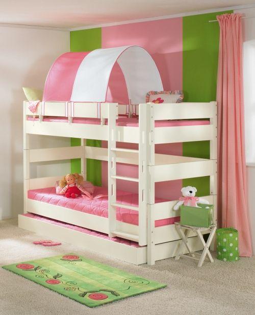Lovely patut baldachin copii roz BaldachinKomplett BabyzimmerJugendzimmer