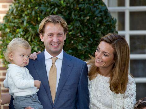 Zoontje prins Floris en Aimée gedoopt   Prive   Telegraaf.nl