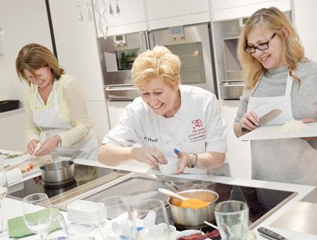 Half Day Hands on Cookery Lesson For Two, Was £198, Now £138 - Cookery Classes - Food & Drink Experiences | Gift Ideas for Two