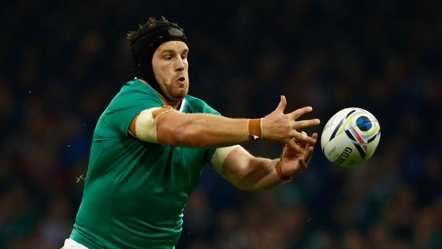 Ireland's Sean O'Brien unhappy with Joe Schmidt's call to omit him for All Blacks