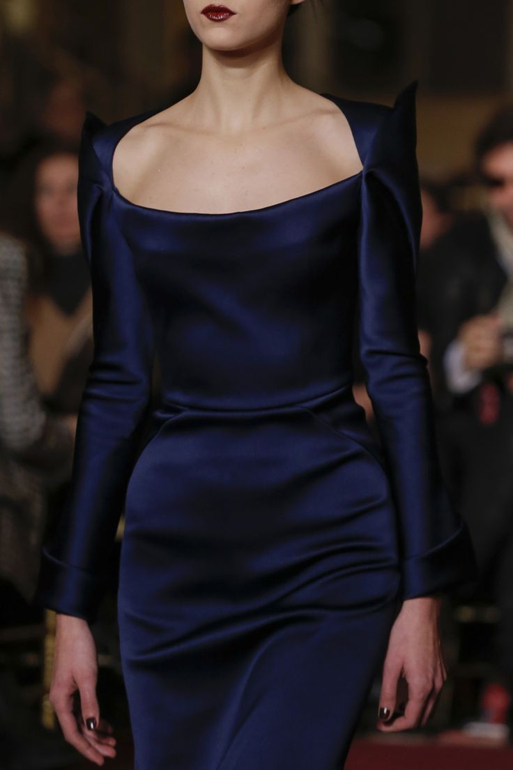 Zac Posen Fall 2013 RTW - Details - Vogue - stunning color