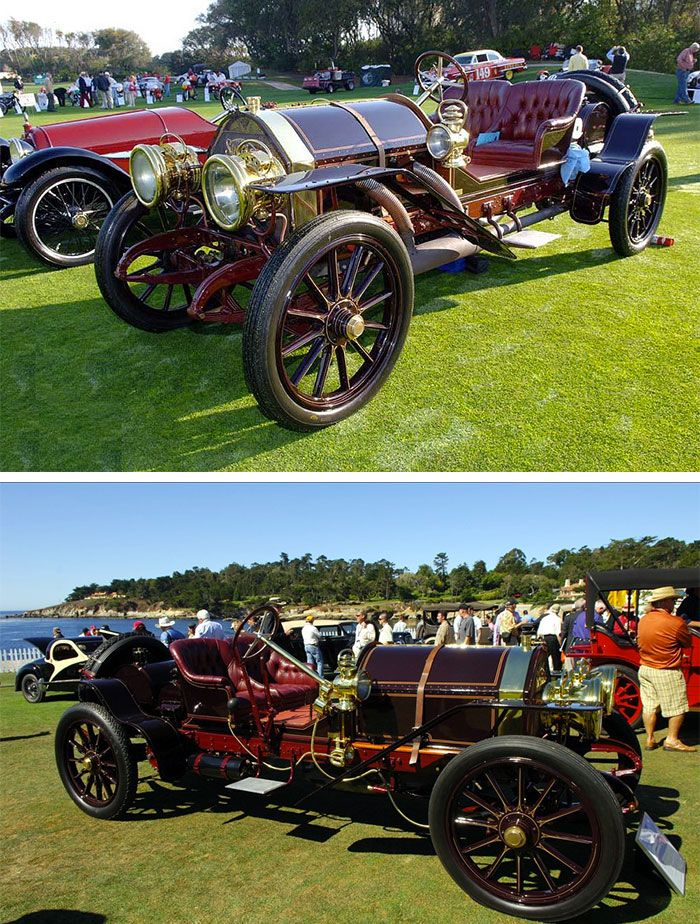 121 best Pre-1910 Automobiles images on Pinterest | Old school cars ...
