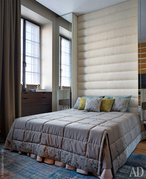 Московская квартира 36 м² от Игоря Литуринского и Ронана Леоста - Дизайн интерьеров | Идеи вашего дома | Lodgers