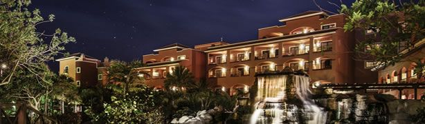 Hoteles con Encanto en Fuerteventura. Sheraton Beach Golf