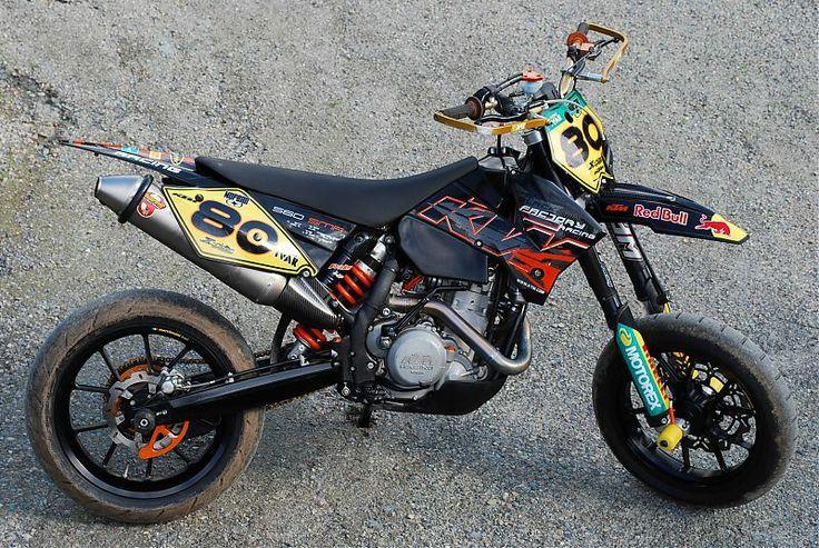 KTM - Race bike