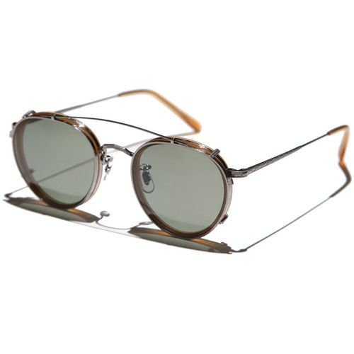 fonrenovatio:  Oliver Peoples Vintage // MP-2 with Clip-on // col. AMT