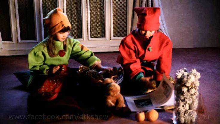Karácsonyi álom a DTK Showban