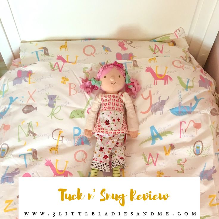 Do your children kick their bed covers off at night and wake you to put them back on? Tuck n' Snug have the answer and have provided parents with a stylish and practical product to keep your children tucked in at night time so they are nice and cosy. Click the link below for our full review