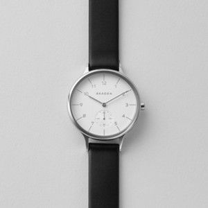Anita Sub-Eye Leather Watch