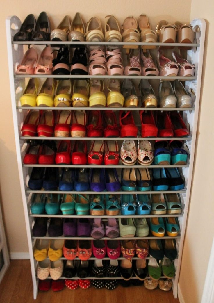drop dead gorgeous closet shoe storage systems. Black Bedroom Furniture Sets. Home Design Ideas