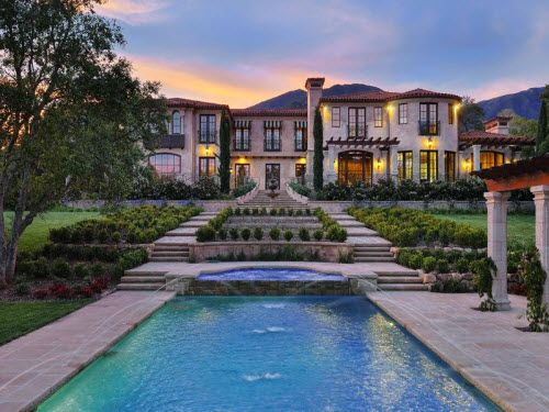 Elegant Residences Luxury Homes With Magnificent Swimming Pools