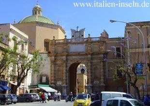 Marsala in der Provinz von Trapani auf Sizilien http://www.italien-inseln.de/trapani/marsala.html