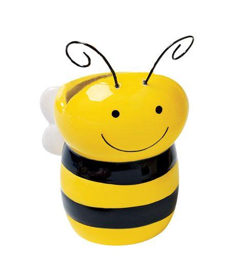 Avon: Busy Little Bee Toothpick Holder. Avon Exclusive. Add Even More Sweet  Honeybee