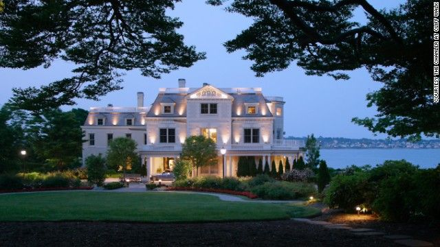 The Chanler is the only hotel along Newport, Rhode Island's scenic Cliff Walk. The mansion was completed in 1873 for New York Congressman Jo...