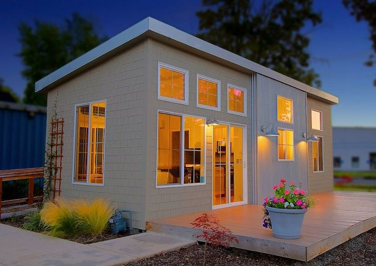 tiny house tiny house - enjoy this 500 sq foot tiny house from Ideabox homes. Possible beach cottage!!